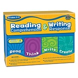 Teacher Created Resources® Reading Comprehension & Writing Response Cards, Grades 2-3