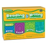 Teacher Created Resources® Reading Comprehension & Writing Response Cards, Grades 3-4