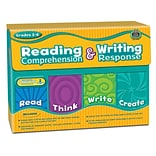Teacher Created Resources® Reading Comprehension & Writing Response Cards, Grades 5-6
