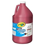 Crayola® 1Gallon Red Washable Paint