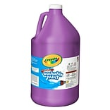 Crayola® 1Gallon Violet Washable Paints