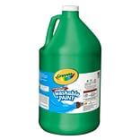 Crayola® 1Gallon Green Washable Paints