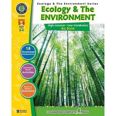 Classroom Complete Press, Ecology & The Environment Series