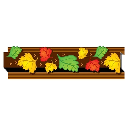 Carson-Dellosa Pop-Its™ Border, Autumn Leaves