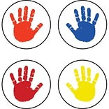Handprints Chart Seals