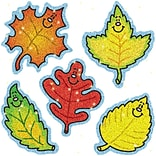 Carson-Dellosa Dazzle™ Fall Leaves Stickers