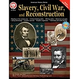 Slavery, Civil War & Reconstruction Book