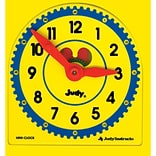 Judy Plastic Clock, Single