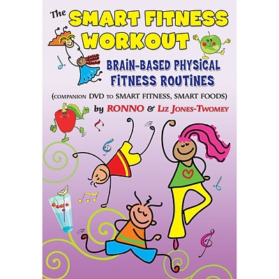 Kimbo Educational® Smart Fitness Workout Dvd
