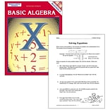 Mcdonald Publishing® Basic Algebra Reproducible Book