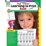 The First Learning to Print Resource Book, Grades PreK-1