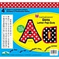 Dots Letter Pop-Outs, 245 pieces