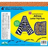 Letter Pop-Outs, Africa