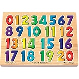 Melissa & Doug® Numbers Sound Puzzles