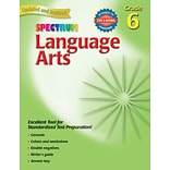 Carson Dellosa® Language Arts Grade 6 Workbook, Language Arts