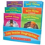 Easy Reader Biographies Basic Skills