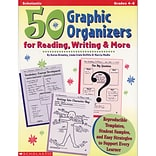 50 Graphic Organizers: Reading/Writing
