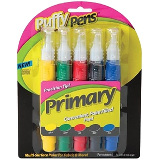 Puffy Paint™ Primary Pen Set