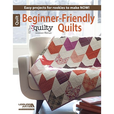 Leisure Arts® The Best Of Quilty Book