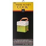 Sizzix® Where Women Cook Bigz XL Die, 6 x 13 3/4, Scallop Box with Handle Holes