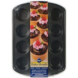 12 Cavity Covered Muffin Pan