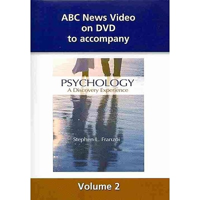 DVD Videos: Introductory Psychology ABC News Volume 2