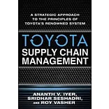 Toyotas Supply Chain Management: A Strategic Approach to Toyotas Renowned System