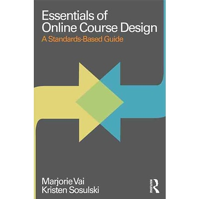 Taylor & Francis Essentials of Online Course Design Book