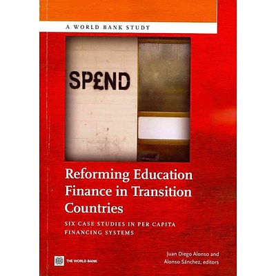World Bank Reforming Education Finance in Transition Countries Book