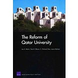 National Book Network The Reform of Qatar University Book