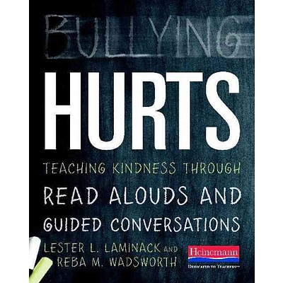 Heinemann Bullying Hurts Book