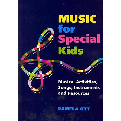 Jessica Kingsley Publishers Music for Special Kids Book