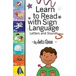 Tate Publishing Learn to Read with Sign Language Book