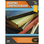 Core Skills Reading Comprehension Workbook, Grade 2
