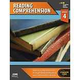 Houghton Mifflin Harcourt Steck-Vaughn Core Skills Reading Comprehension Workbook, Grade 4th