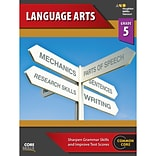 Houghton Mifflin Harcourt Steck-Vaughn Core Skills Language Arts Workbook, Grade 5