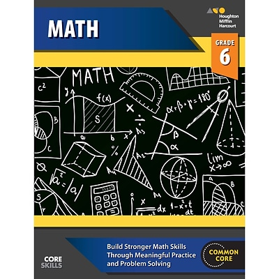 Houghton mifflin harcourt core skills mathematics workbook grade 6 houghton mifflin harcourt core skills mathematics workbook grade 6 fandeluxe Images