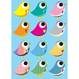 Ashley 8 1/2 x 11 Die-Cut Magnet, Tweethearts, 12/Pack