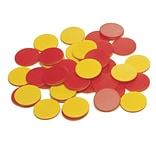 Learning Advantage™ Two Color Plastic Counters