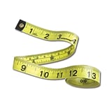 Learning Advantage™ English/Metric Measure Tape, 60, 10/Set