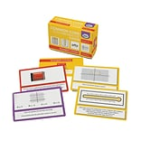 Didax® Common Core Collaborative Flash Card, Number System, 120/Pack