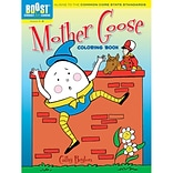 Dover® Boost™ Mother Goose Coloring Book