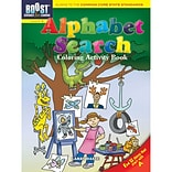 Dover® Boost™ Alphabet Search Coloring Activity Book