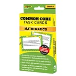 Edupress® Common Core Math Task Card. Grade 3rd