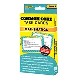 Edupress® Common Core Math Task Card, Grade 5th