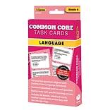 Edupress® Common Core Language Task Card, Grade 6th