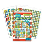 Eureka Sticker Book, Dr. Seuss™ Corners