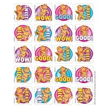 Eureka® Scented Sticker, Candy Land™ Gingerbread, 80/Pack