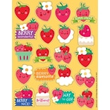 Eureka® Scented Sticker, Strawberry, 80/Pack