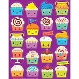 Eureka® Scented Sticker, Cupcake, 80/Pack